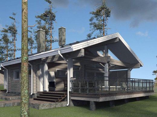 Проект Sauna 01