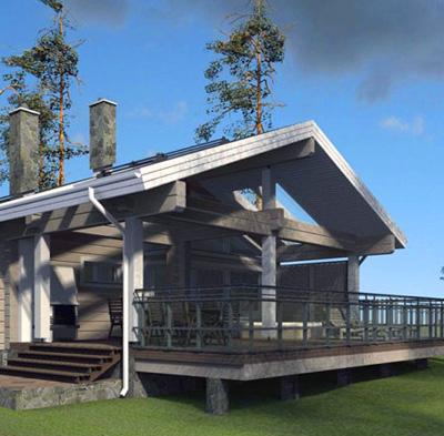 Новый проект дома